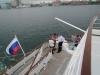 Мероприятия по случаю успешного завершения работ на строительстве объектов энергоснабжения Саммита АТЭС 2012