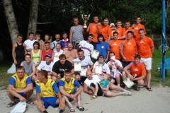 Летняя Спартакиада 2009 база отдыха Жемчужина, п. Белогорье