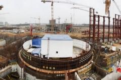 Строительство Нововоронежской АЭС