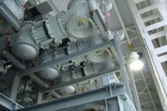 Работы на Саяно-Шушенской ГЭС